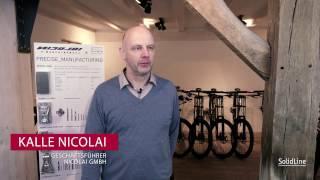 High-End-Mountainbikes - Konstruiert und gefertig in Deutschland