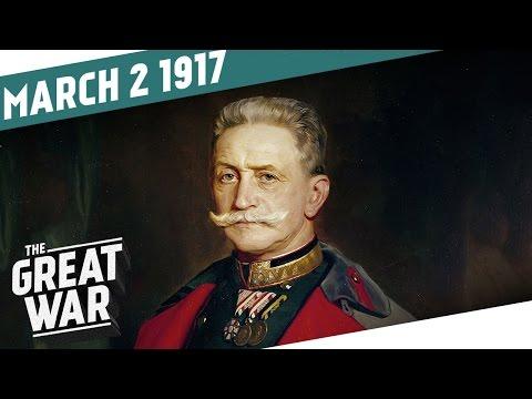 Conrad přichází o místo - Velká válka