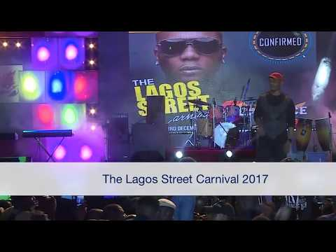 Saheed Osupa  | Reminisce |Small Doctor | Performing @ Lagos Street Carnival 2017