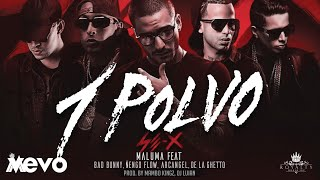 Maluma   Un Polvo (Official Audio) Ft. Bad Bunny, Arcángel, Ñengo Flow, De La Ghetto