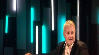 Roger Taylor with Jo Whiley