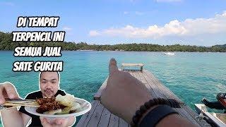 MAKAN SATE GURITA SAMPAI KE UJUNG INDONESIA!!!