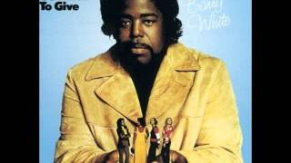 Barry White 'I've Got So Much to Give' - 02 - Bring Back My Yesterday