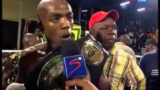 Thabo Sonjica vs Macbuti Sinyabi @ Orient thearter