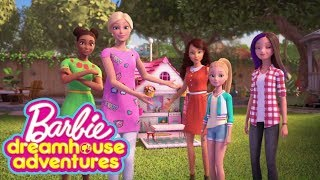 Dreamhouse Adventures Lyrical Music Video | UK | Barbie