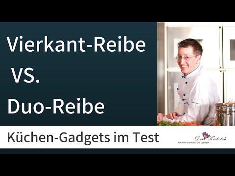 KüchenGadgets: Vierkant-Reibe VS. Duo-Reibe | offenhaeuser