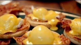 〈拉姆齊上菜〉極致班尼迪克蛋│Eggs Benedict with Crispy Parma Ham│Gordon Ramsay
