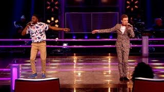 The Voice UK 2013 | Matt Henry Vs Jordan Lee Davies - Battle Rounds 1 - BBC One