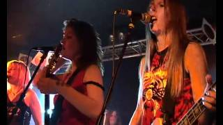 Ruff Stuff (AC/DC Allgirl Band) performing  Walk all over you