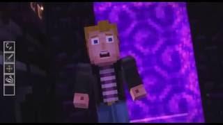 Minecraft StoryMode - Lukas x Jesse