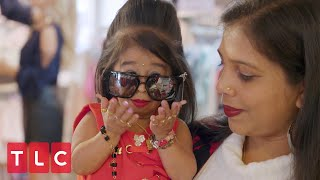 Clothes Shopping When Youre 2 Feet Tall   Worlds Smallest Woman: Meet Jyoti