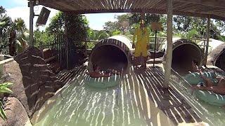 Acqua River Water Slide at Hot Park