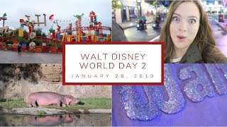 Detailed Toy Story Land Early Morning Magic Review + Tiffins Dinner | Day 2 | January 28, 2019