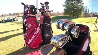 TGW Customer Review of the Wilson V6,C200,and D300 Irons