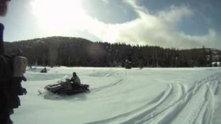 Bear Valley Snowmobile, CA - Alpine Off Roading