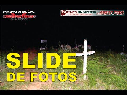 SLIDE DE FOTOS ESPÍRITOS FICAM IRRITADOS