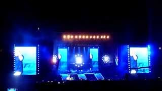 Eminem - My Name Is / The Real Slim Shady / Without Me [Live at Stade De France, Paris - 22-08-2013]
