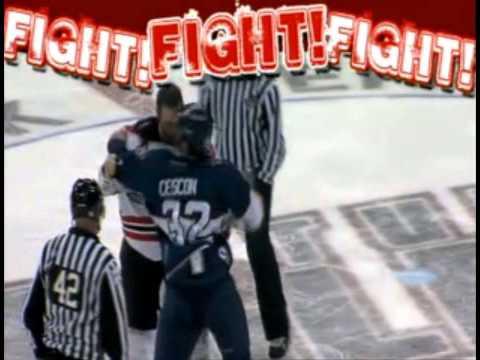 Craig Cescon vs. Riley Emmerson