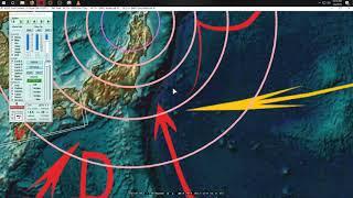 1/06/2019 -- Major seismic increase this past week -- Multiple upper M6 + Large volcanic blasts