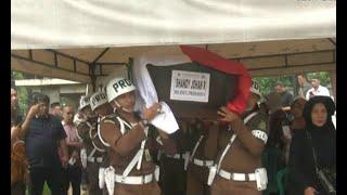Jaksa Shandy Johan, Korban Lion PK-LQP Dimakamkan
