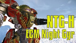 Loyalty Night Gyr NTG-H: Is the ECM Worth It? - MechWarrior Online