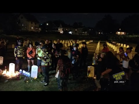 [LIVE] Vigil for George Floyd and all Stolen Lives on Juneteenth