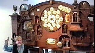 Erste weltgrößte Kuckucksuhr Triberg Uhrenmuseum Schwarzwald