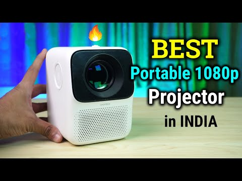 Xiaomi 1080p Projector in INDIA 2021 | Best Portable Projector in INDIA | Wanbo T2 Max mini