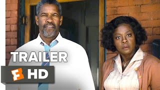 Trailer of Fences (2016)