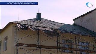 Вадим Непряхин проинспектировал ремонт в Подберезском доме-интернате