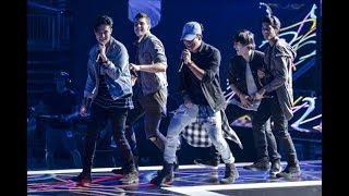 HEY DJ - CNCO   Premios Juventud 2017 ᴴᴰ