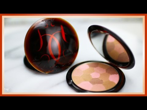 Terracotta Sun Trio The Bronzing and Contouring Palette by Guerlain #11