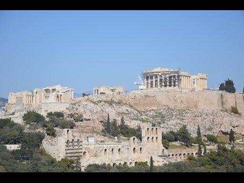 Афинский акрополь – символ эллинизма