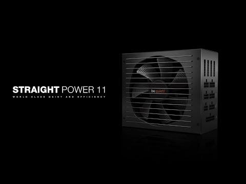 Блок питания be quiet! Straight Power 11 1000W Modular Gold Retail BN285