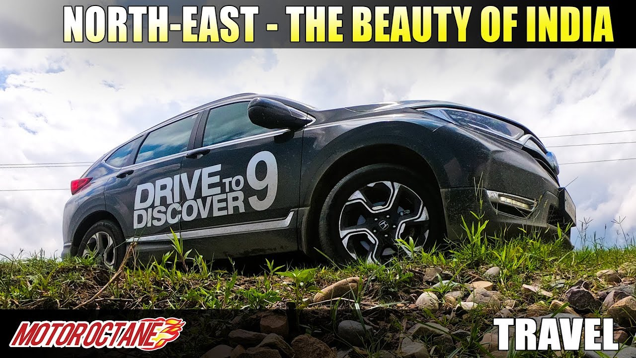 Motoroctane Youtube Video - 2019 Honda Civic/CR-V - We Drive to North-East | Can't miss this travel video | Hindi | MotorOctane