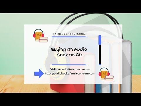 Buying an Audio Book on CD