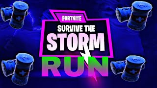 Fortnite death to the storm