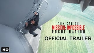 Mission Impossible Rogue Nation  Official Trailer  Paramount Pictures India