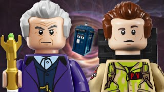 DOCTOR WHO MEETS DR. VENKMAN (Lego Dimensions)