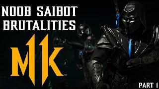 noob saibot brutality - TH-Clip