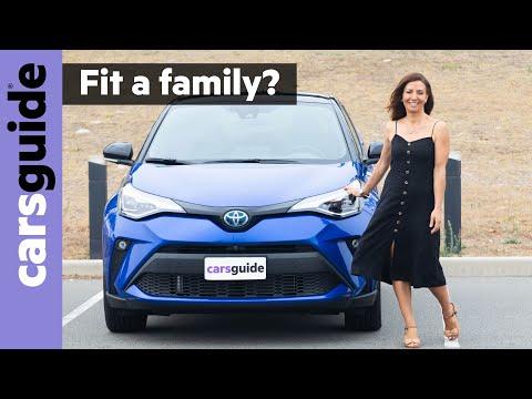Toyota C-HR 2020 review: Koba Hybrid