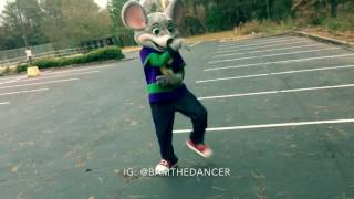 Chris Brown - Party #PartyChallenge | Chuck E. Cheese Is LIT! 🔥| @BamTheDancer