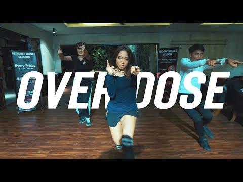 AGNEZ MO - Overdose (ft. Chris Brown) l Jesicca Janess Choreography