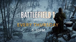 Battlefield  Weekly - Chilling in the Snow