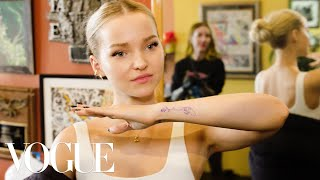 Dove Cameron Gets a Tattoo and Goes Rock Climbing | 24 Hours With | Vogue