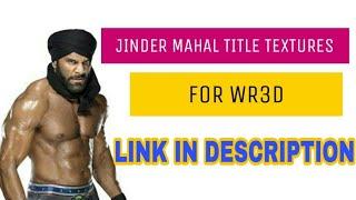CM PUNK TITLE TEXTURES FOR WR3D   WR3D MAKER - WR3D MAKER