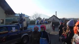 preview picture of video 'Fasching Arnoldstein 2015'