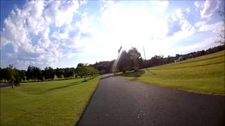 FPV remote landing 1500' away from my home airstrip