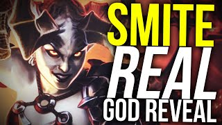 SMITE - REAL God Reveal - Bellona