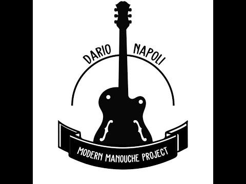 Dario Napoli Modern Manouche Project Trio jazz Milano Musiqua